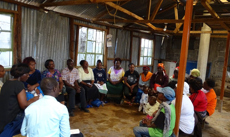 Women Leading Community Change in Nairobi